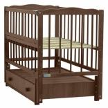 Детская кроватка Baby Sleep Aurora (BKP-S-B), цвета в ассорт.