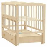 Детская кроватка Baby Sleep Aurora (BKP-S-O), цвета в ассорт.
