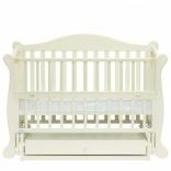 Детская кроватка Baby Sleep Grazia Lux (BKP-S-B), цвета в ассорт.
