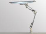 Лампа настольная светодиодная DL-1015 струбцина