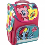 Рюкзак школьный каркасный Kite 501 LP-2, LP16-501S-2