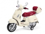 Мотоцикл 2х колесн  Peg Perego Vespa, MC 0019