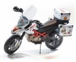 Мотоцикл 2х колесн Peg Perego Ducati Hypercross, MC 0021