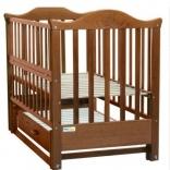 Детская кроватка Baby Sleep Elena (BKP-S-B), цвета в ассорт.