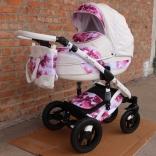 Универсальная коляска Aneco Futura Eco кожа, цвета в ассорт.