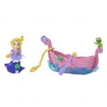Набор для игры в воде Hasbro: маленькая кукла Принцесса и лодка в ассорт, B5338