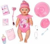 Кукла Zapf Baby Born Очаровательная малышка 43 см, 822005 (819197)