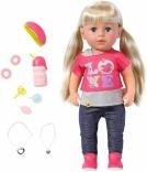 Кукла Zapf Baby Born Старшая Сестренка 43 см с чипом и аксессуарами, 820704