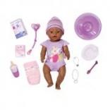 Кукла интерактивная Baby Born Zapf Creation Мулатка, 822029