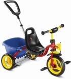 Велосипед 3-х колесный Puky Cat 1S 2324, 2+
