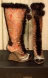Нарядные женские гламурные сапоги Paolo Conte, 37 размер
