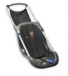 Пластиковое сиденье KHW Kunststoff Baby Fun Seat + адаптер + сетка для вещей, 28124