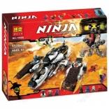 Конструктор Bela Ninja 10529, 1135 деталей