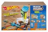 Набор для трюков Hot Wheels Track Builde 5 в 1 Мега упаковка 100+, DPY93