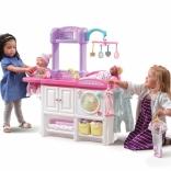 Детский стол-пеленатор для игр с куклами Step 2