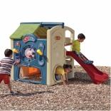 Детский игровой комплекс с домиком Step 2