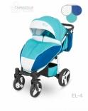 Прогулочная коляска Camarelo Elf, цвета в ассорт.