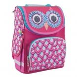 Рюкзак школьный каркасный Smart PG-11 Owl, 553336