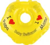 Круг для купания грудничка Baby Swimmer, в ассорт.