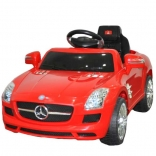 Электромобиль Tilly T-793 Mercedes SLS AMG Red