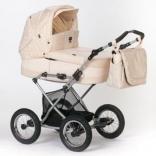 Детская универсальная коляска Zekiwa Touring de Luxe, в ассорт.