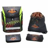Школьный ранец с наполнением Herlitz Midi Plus Formula 1, (50007783)