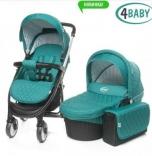 Универсальная коляска 4 Baby коляска Atomic Duo XVII, цвета в ассорт.