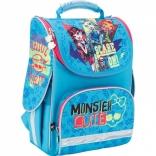Рюкзак школьный каркасный (ранец) Monster High, MH17-501S