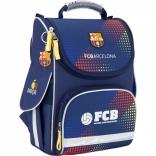 Рюкзак школьный каркасный (ранец) FC Barcelona, BC17-501S