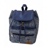 Рюкзак ZIBI ZB16.0672BP Baggy BLUE PAISLEY