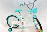 Велосипед Crosser Mermeid 16 Бирюзовый