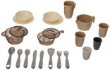Набор детской посуды для игр 22 шт., Step 2, 700399