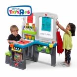 Детский центр со столом и доской для творчества Step 2, 869800