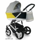 Детская коляска 2 в 1 Bexa Ultra, цвета в ассорт.