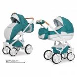 Детская коляска Riko Brano Luxe, цвета в ассорт.