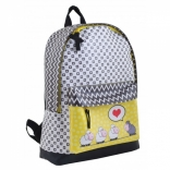 Рюкзак подростковый Smart ST-15 Love sheeps, 553544