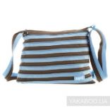 Сумка Zipit Medium, цвет Ocean Blue&Soft; Brown (голубой), ZBD-4