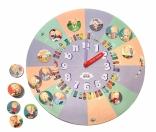 Распорядок дня для девочек Okid 6+ (Часы-планнер), ЧП301