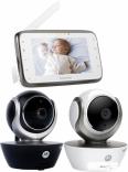 Видеоняня Motorola MBP854 Connect HD + Focus 85 Black Wi-FI HD Camera