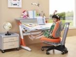 Комплект Comf-Pro: стол NOBLESSE TH-333 + стул KD-518, цвета в ассорт.