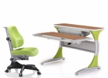 Комплект Comf-Pro: стол-парта KD-333 + стул KD-518, цвета в ассорт.