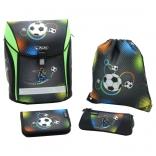 Школьный ранец с наполнением Herlitz Midi Plus Soccer, 50007790