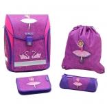 Школьный ранец с наполнением Herlitz Midi Plus Ballerina, 50007844