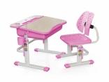 Комплект мебели: парта и стул Evo-kids Evo-03, цвета в ассорт.