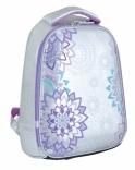 Рюкзак каркасный YES H-24 Lace (эко кожа), 553548