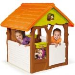 Детский игровой домик Smoby Маша и Медведь, 810600