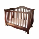 Детская кроватка-диванчик