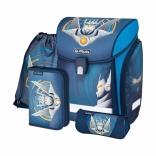 Школьный ранец с наполнением Herlitz Midi Plus Robot, 50007806