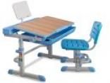 Комплект мебели Mealux Evo-04  (стол+стул+подставка) без лампы, в ассорт.