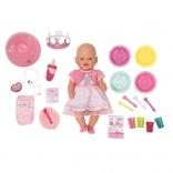Кукла Zapf Creation Baby born - С ДНЕМ РОЖДЕНИЯ (43 см, с аксессуарами), 822036